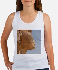 Ancient Travel Egyptian Sphinx Tank Top