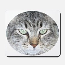 Feline Faces Mousepad