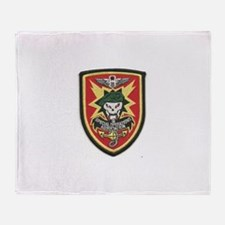 Special Operations Association Throw Blanket