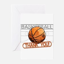 Cute Basketball Greeting Cards (Pk of 10)