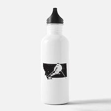 Ski Montana Water Bottle