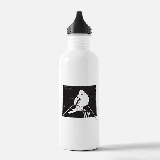 Ski Wyoming Water Bottle