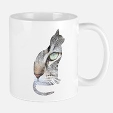 Feline Faces Mug Mugs