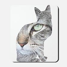 Feline Faces Mousepad