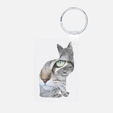 Feline Faces Keychains Keychains