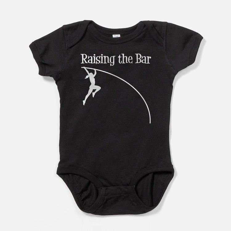 POLE VAULT Baby Bodysuit