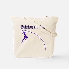 POLE VAULT (both sides) Tote Bag
