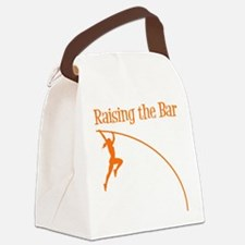POLE VAULT Canvas Lunch Bag