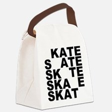 skate stack Canvas Lunch Bag