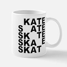 skate stack Mugs