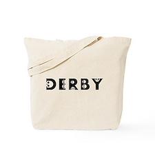 derby skulls Tote Bag