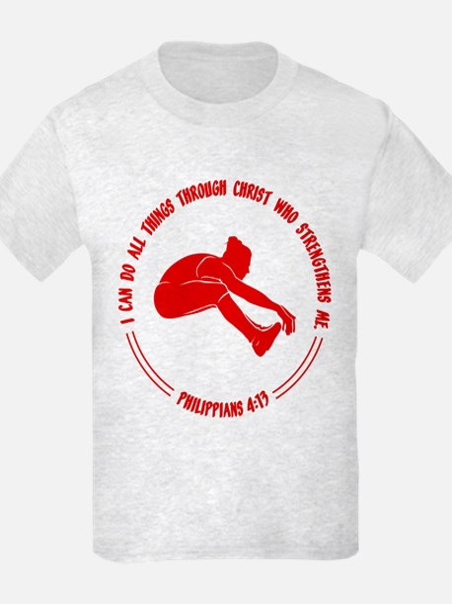 LONG JUMP, PHIL.413 T-Shirt