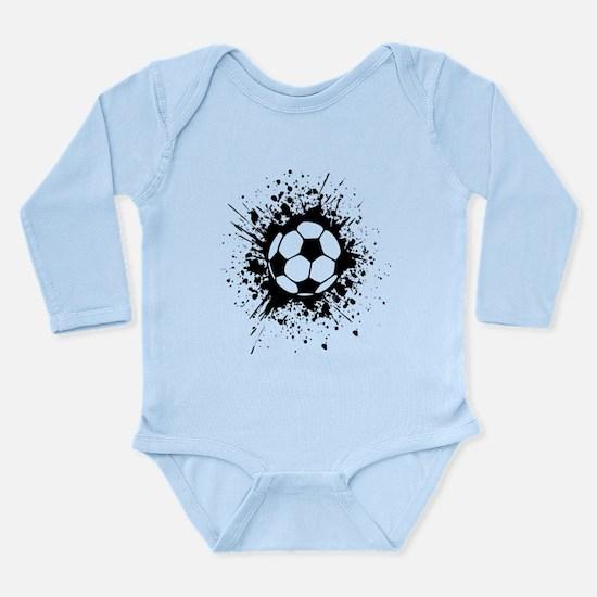 soccer splats Body Suit