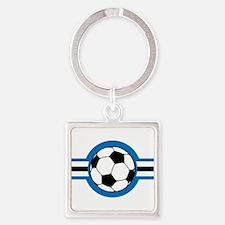 soccer airstar Keychains