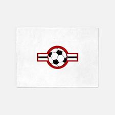 soccer airstar 5'x7'Area Rug
