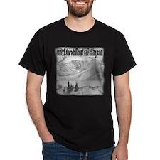 Colorado Mountain Fishing Log T-Shirt