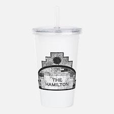 the hamilton Acrylic Double-wall Tumbler