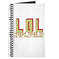 LOL Journal