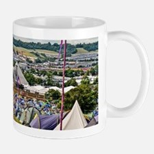 GLASTONBURY FESTIVAL Mugs