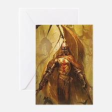 Templar Greeting Cards