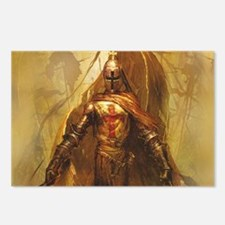 Templar Postcards (Package of 8)