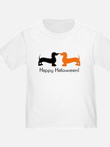 Dachshund Halloween T