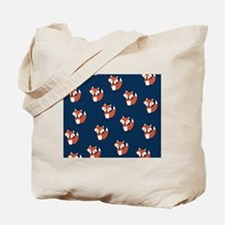 Cute Repetition Tote Bag