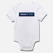 Halal Baby Infant Bodysuit