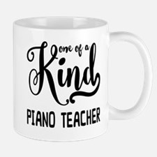 One of a Kind Piano Teacher Mug