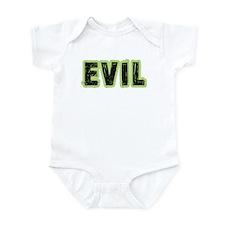 Evil Halloween Costume Infant Bodysuit
