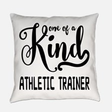 One of a Kind Athletic Trainer Everyday Pillow