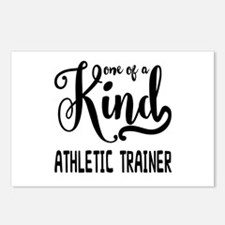 One of a Kind Athletic Tr Postcards (Package of 8)