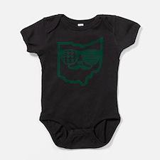 Cute Ohio Baby Bodysuit