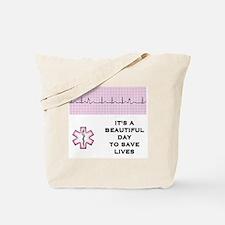 Unique Paramedic ems Tote Bag