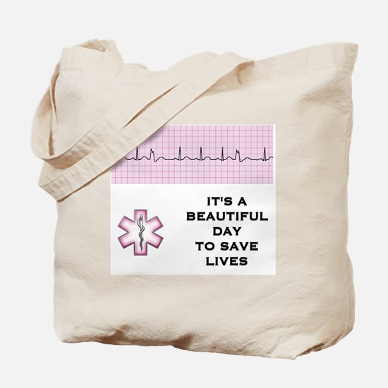 Cool Save lives Tote Bag