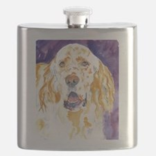 Unique English setter Flask