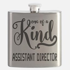 One of a Kind Assistant Director Flask