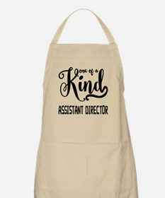 One of a Kind Assistant Director Apron