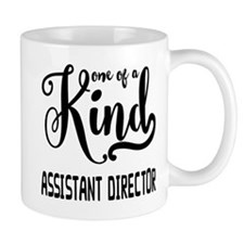 One of a Kind Assistant Director Mug