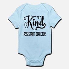 One of a Kind Assistant Director Infant Bodysuit