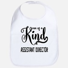 One of a Kind Assistant Director Bib