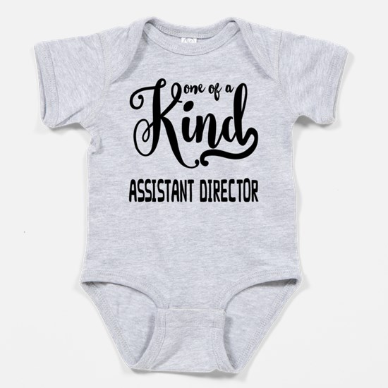 One of a Kind Assistant Director Baby Bodysuit
