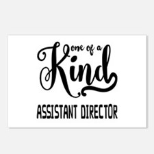 One of a Kind Assistant D Postcards (Package of 8)