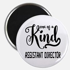 One of a Kind Assistant Director Magnet