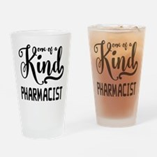 One of a Kind Pharmacist Drinking Glass