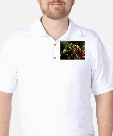 Dragon Fly, Fairy Golf Shirt