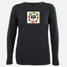 Funny Benny Plus Size Long Sleeve Tee