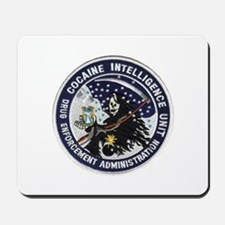 D.E.A. Cocaine Intel Mousepad