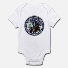 D.E.A. Cocaine Intel Infant Bodysuit