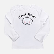 Cute Little vegan Long Sleeve Infant T-Shirt